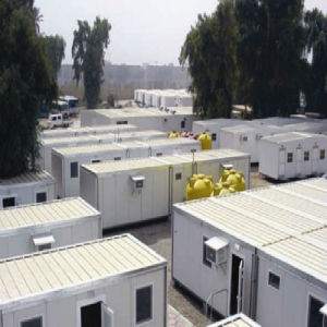 Modular Container Home for Camp Site pictures & photos