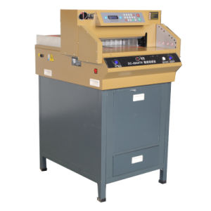 Electrical Programmed Paper Cutter pictures & photos