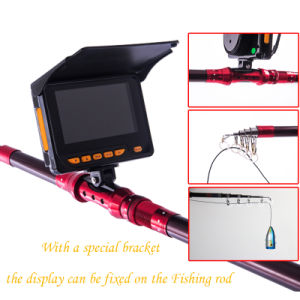 Fish Finder Camera with 12 IR LED 20m Line