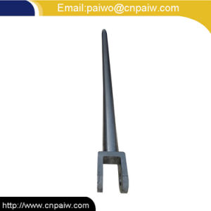 CNC Machining Forged Alloy Steel Piston Rod with Customized Size pictures & photos