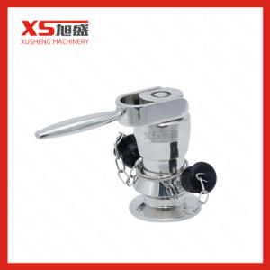 Stainless Steel VSA Aseptic Sampling Valve pictures & photos