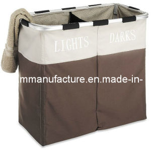 Collapsible Laundry Basket Foldable Laundry Hamper Laundry Storage pictures & photos