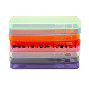 Transparent TPU Case for iPhone 5s pictures & photos