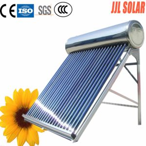 Pressurized Heat Pipe Solar Water Heater (High Pressure Solar Collector Heater) pictures & photos