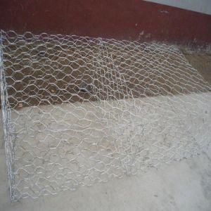 Hexagonal Woven Gabion Stone Basket pictures & photos