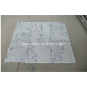 Popular Guangxi White Marble Tiles with Good Quality pictures & photos