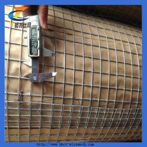 Factory Price Galvanized Welded Wire Mesh Roll pictures & photos