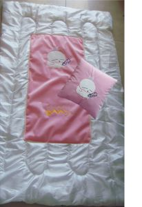 Telecom Bank Car Outdoor Travel Promotional Cushion Quilt pictures & photos