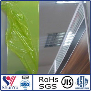 High-Quality Aluminium Mirror Sheet with Plastic Film