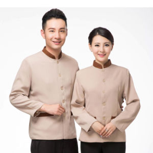 OEM Manufacturer Work Clothes Staff Unifrm Hotel Uniform pictures & photos