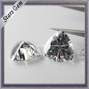 High Quality Tilliant Briliant Cut Cubic Zirconia Synthetic Stone pictures & photos