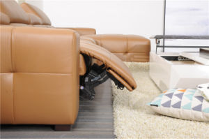 Modern Furniture Recliner Leather Sofa pictures & photos