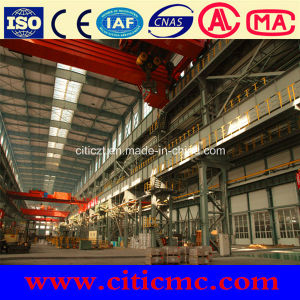 Cast Steel Ball Mill Liners Plate pictures & photos