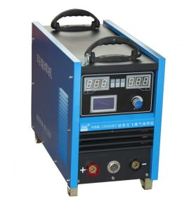 IGBT Inverter Spatter-Free MIG/Mag Welding Machine pictures & photos