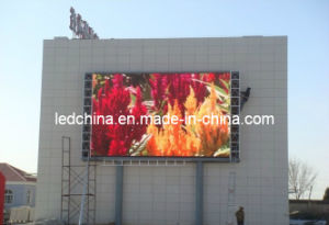 P10 Outdoor Super Bright Digital LED Sign pictures & photos