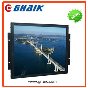 "17"" LCD Display with Open Frame Monitor, Touch Screen"