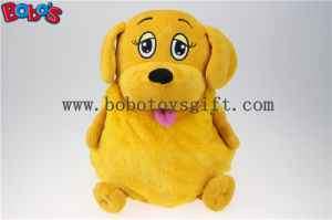 New Design Promotion Bag Cute Plush Stuffed Dog Kids Backpack pictures & photos
