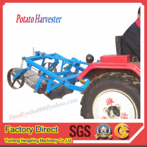 Farm Machinery Potato Harvester for Sjh Tractor Potato Digger pictures & photos