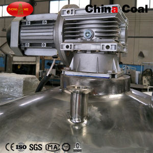 Stainless Steel Vertical Bulk Milk Cooling Tank for Milk Storage pictures & photos