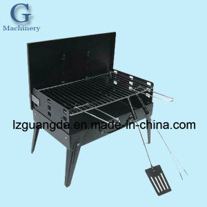 Garden Used Barbecue Charcoal BBQ Grill Removable pictures & photos