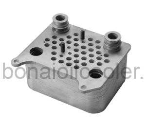 Heat Exchanger Oil Cooler for Volvo Ford Bn-1316 pictures & photos