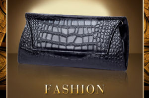 Newest Genuine Leather Summer Fashion Brand Lady′s Handbag with Zipper pictures & photos