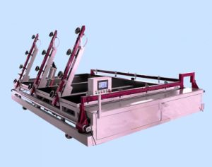 Multi-Function Semi-Automatic Glass Cutting Table/ Cutting Machine pictures & photos