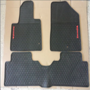 Durable Car Floor Mat, Car Mat for Santafe, Easy to Clean and Wash pictures & photos