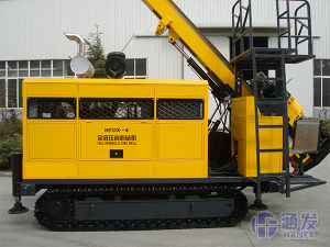 Hydraulic Core Drilling Rig, for Gold Mines Exploration pictures & photos