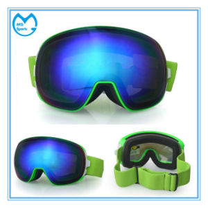 Interchangeable Lens Adult Skiing Products Snow Goggles pictures & photos