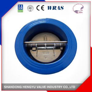 Double Plate Check Valve with German Standard pictures & photos