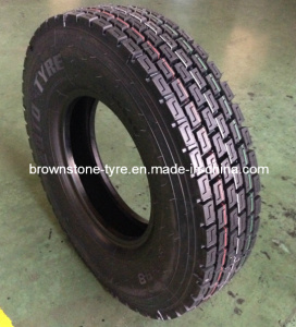 Heavy Duty Truck Tyre with Bis (10.00R20, 11R22.5) pictures & photos
