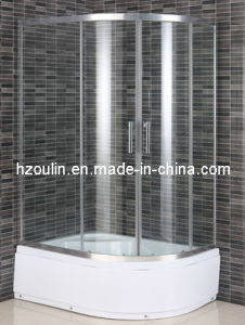 CE Certificated Tempered Glass Shower Room (E-22L) pictures & photos