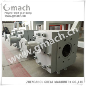 Polymer Melt Pump for Plastic Sheet Co-Extrusion Line pictures & photos