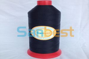 100% Bonded Polyester Multi-Filaments Sewing Thread pictures & photos