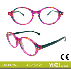 Kids Vintage Handmade Optical Frames (253-A) pictures & photos