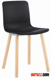Simple Design Plastic Hal Dining Chair pictures & photos