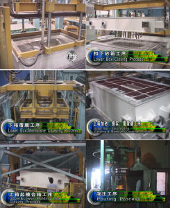Automatic Vacuum Process Molding Machine pictures & photos