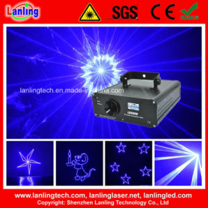 1W Blue Ilda Animation Disco Laser Projector (L8830B) pictures & photos