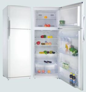 368L Double Door Combined Home Ppliance Refrigerator No-Frost Bcd-368W