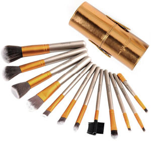 Nk4 12PCS Synthetic Hair Beauty Needs Makeup Brush Set Wholesale