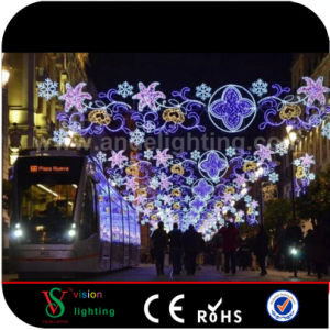 Large Size Outdoor LED Street Motif Lights for Christmas Decoration pictures & photos