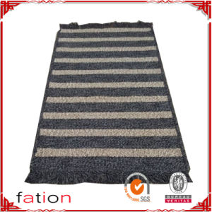 Modern Woven Cotton Rug Door Mat Area Rug 1.6′x2.6′ pictures & photos