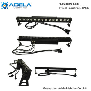 Outdoor 14PCS 30W Waterproof LED Bar Wall Washer Pixel Control Strip pictures & photos