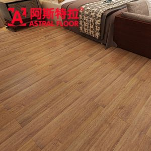 12mm HDF Wave Embossed Surface Laminate Flooring (AB9998) pictures & photos
