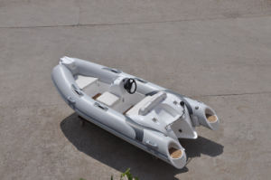 Liya 4 People PVC Inflatable Rib Boat for Sale pictures & photos