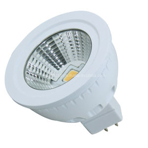 New Dimmable 12V AC MR16 COB LED 5W LED Downlight Spotlight Bulb pictures & photos