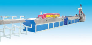 PVC Wood Foamed Flooring Extrusion Line (SWMSX-3)