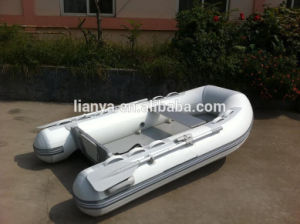 Liya Hot Sale 2m-3.6m Inflatable Pontoon Boats China pictures & photos