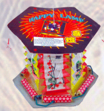 Happy Lamp Kids Fireworks New Year Novelties pictures & photos